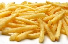 Hacer papas fritas crocantes