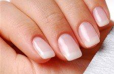 Tratamiento casero para las uñas débiles